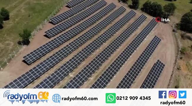 Güneş enerjisi ile yılda 1,2 milyon tasarruf sağlanacak