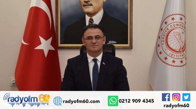 Vali Dr. Ozan Balcı'nın Vakıflar Haftası Kutlama Mesajı